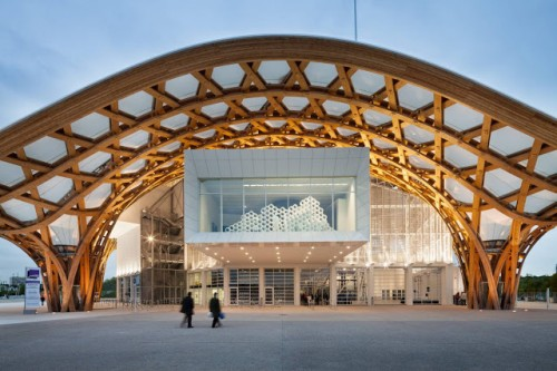 Centre Pompidou-Metz by Shigeru Ban Architects06