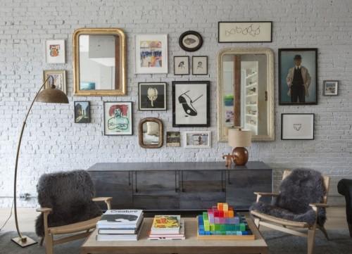 Dumbo-loft-Robertson-Pasanella-living-room-art-Remodelista