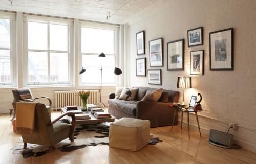 La casa de una interiorista for Interni case francesi