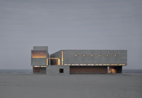 Lonely-Seashore-Library-in-China-by-Vector-Architects-Front-Light-Effect-©Xia-Zhi-600x413