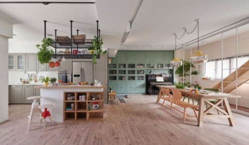 hao-design-indoor-plants-apartment-taipei-gardenista-1-1-e1453487124134
