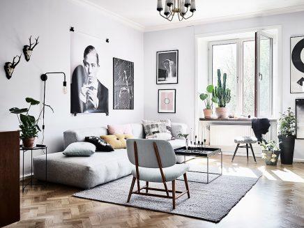 woonkamer-mix-scandinavische-vintage-meubels-436x327