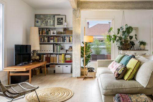 casa con muebles vintage 8