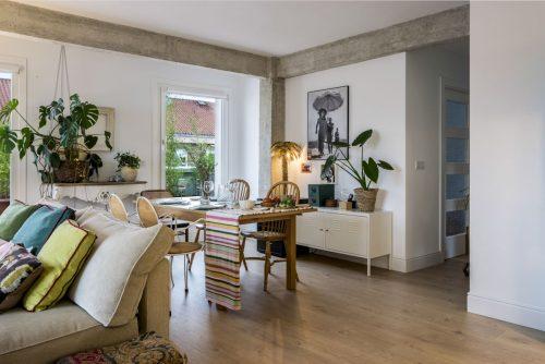 casa con muebles vintage 6