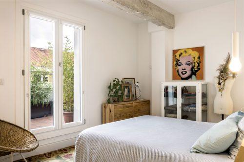 casa con muebles vintage 2