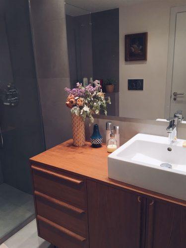 aparador baño a medida