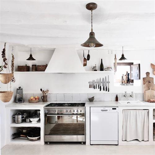 cocina casa Andalucía