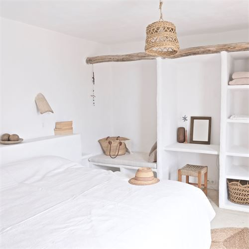 dormitorio casa Andalucía