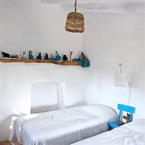 habitación casa Andalucía