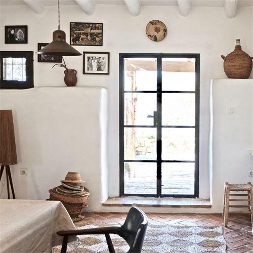 sala casa Andalucía