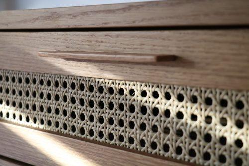 Comoda medida Enola detalle cajón