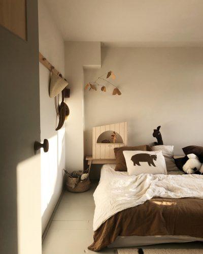Habitación invitados casa Tinta