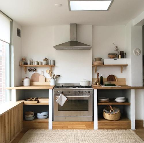 Cocina casa Tinta