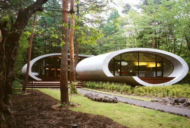 Spaceship Villa Karuizawa Japan