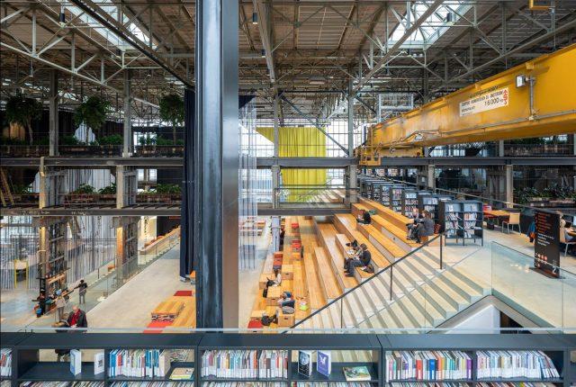 LocHal Library.1